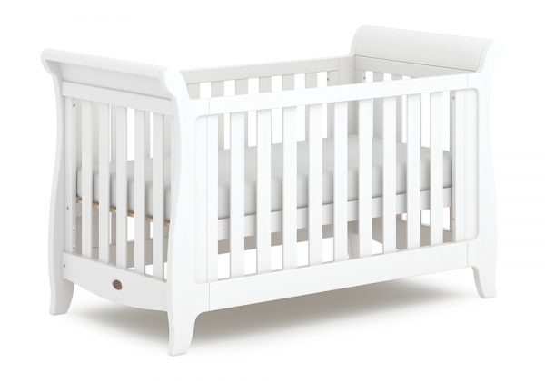 Boori Sleigh Expandable Cot Bed