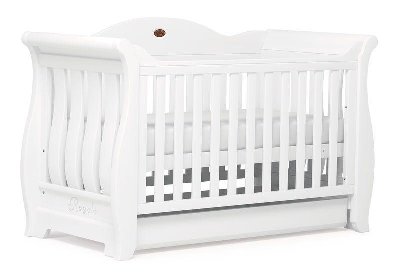 Boori Sleigh Royale Nursery Package Baby Furniture Perth