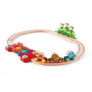 Hape Music & Monkey's Railway