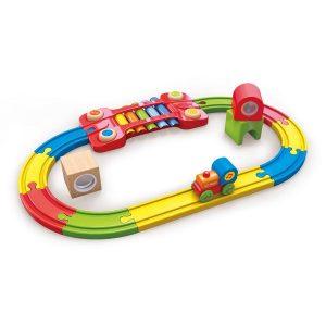 Hape Sensory Railway