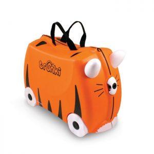 Trunki Suitcase Tipu Tiger