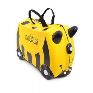Trunki Suitcase Bernard Bee