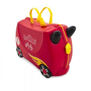 Trunki Suitcase Rocco Race Car