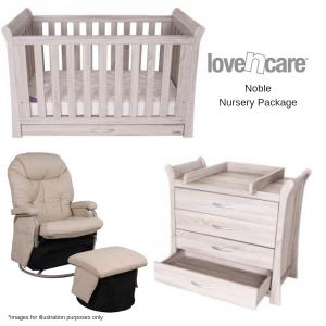 Love n Care Noble Nursery Package