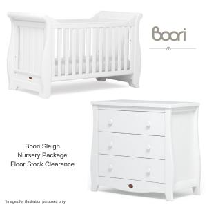 Boori Sleigh Nursery Package I