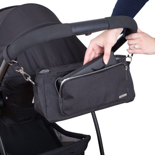 Outlookbaby Pram Caddy Classic Black