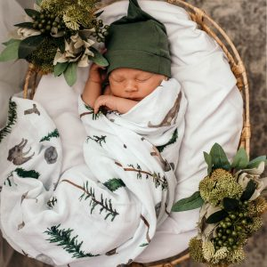 Snuggle Hunny Kids Alpha Organic Muslin Wrap