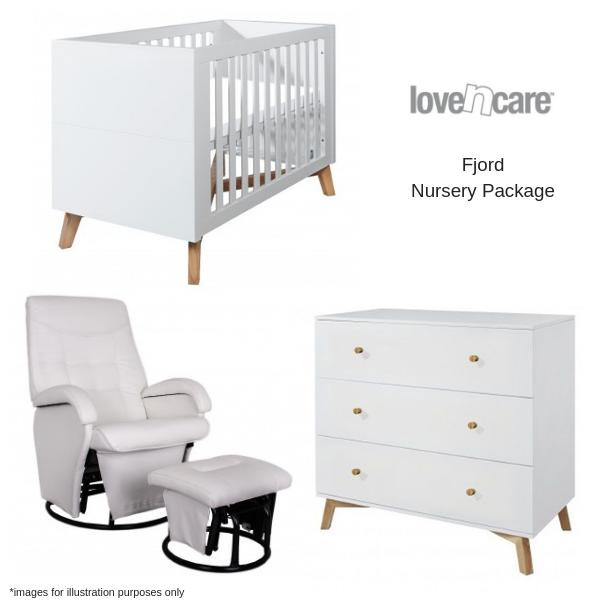 Love n Care Fjord Nursery Package