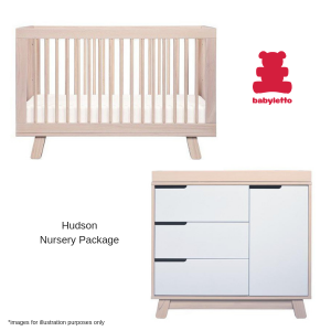 BabyLetto Hudson Nursery Package