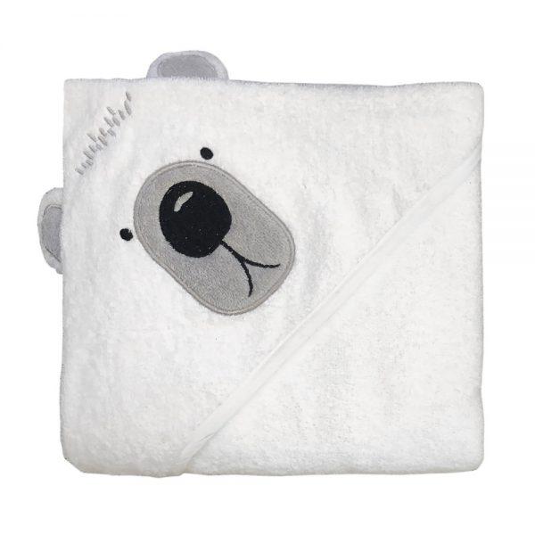 Mister Fly Bear Hooded Towel
