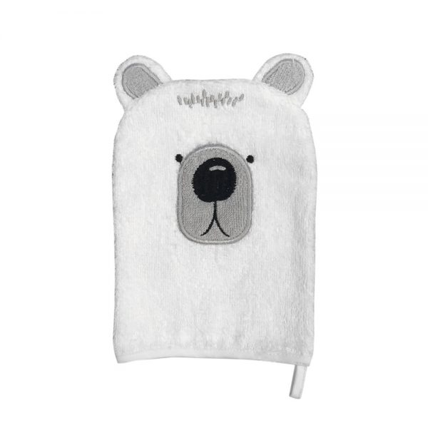 Mister Fly Bear Wash Mitt
