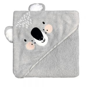 Mister Fly Koala Hooded Towel