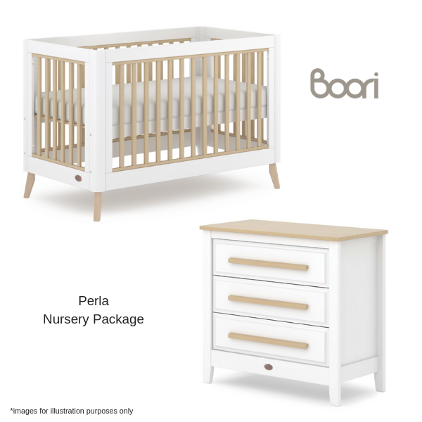 Boori Perla Nursery Package