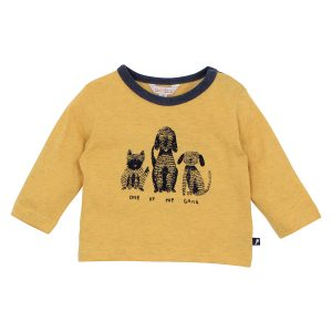 Fox & Finch Woof One of the Gang Tee