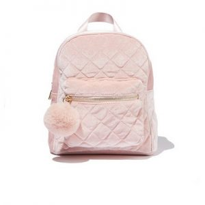 Milky Back Pack Pink