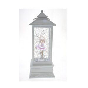 Ballerina White Lantern