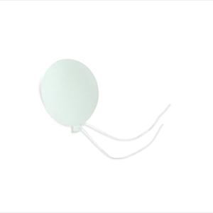 Balloon Wall Decoration Green