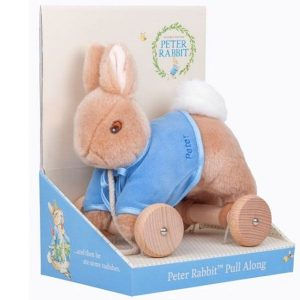 Beatrix Potter Peter Rabbit Pull Along Toy