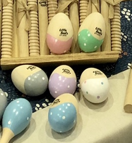 Wildwood Kids Egg Shaker