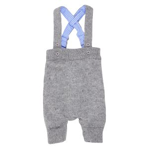 Bebe Leo Knit Overall