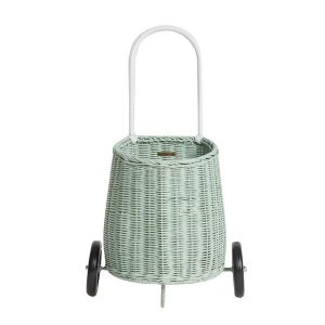 Olli Ella Mint Luggy Basket