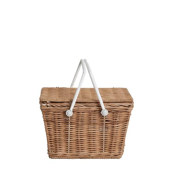 Olli Ella Natural Piki Basket