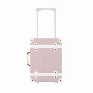Olli Ella See-Ya Suitcase Rose