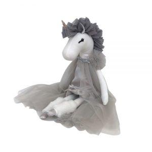 Spinkie Baby Unicorn Princess Grey