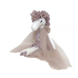 Spinkie Baby Unicorn Princess Mauve