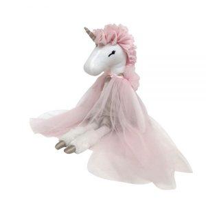 Spinkie Baby Unicorn Princess Pink & Gold