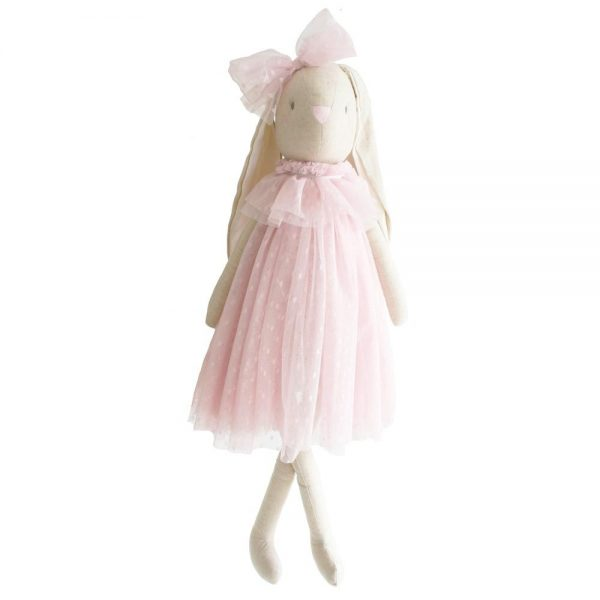 Alimrose Bea Bunny Blush 70cm
