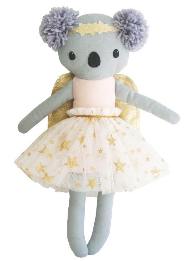 Alimrose Gold Baby Angel Koala Kimberley