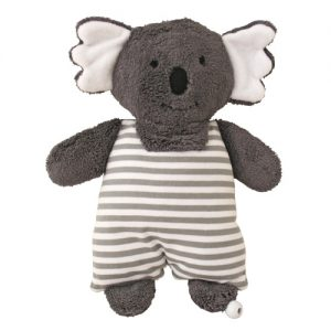 Alimrose Musical Koala Grey Stripe