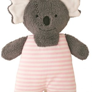 Alimrose Musical Koala Pink Stripe