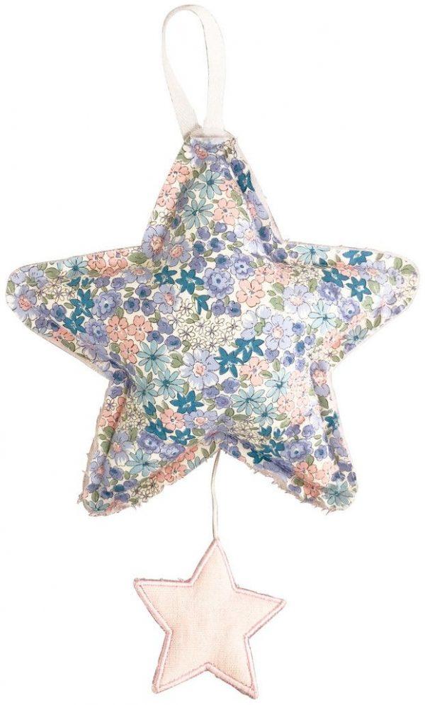 Alimrose Star Musical Pink & Liberty Blue