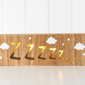 Rayell LED Light Box Catching Zzzzz