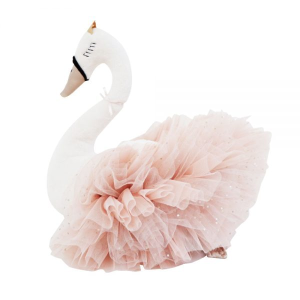 Spinkie Baby Swan Princess in Champagne