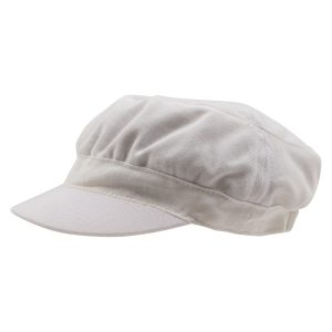 Bebe Special Occassion Soft Cap Linen Ivory