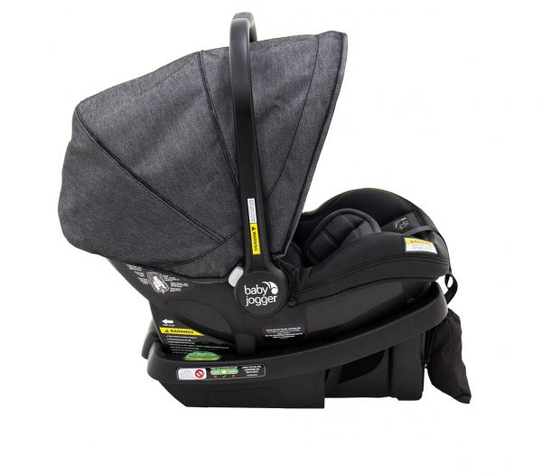 Baby Jogger City Go Baby Capsule Side
