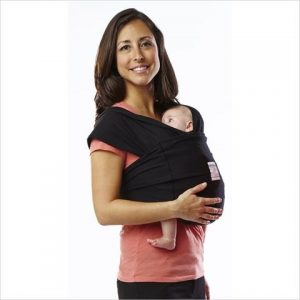 Baby K'tan Original Baby Carrier Black
