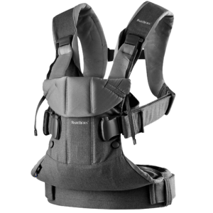 BabyBjorn Baby Carrier One Classic Denim Grey Dark Grey