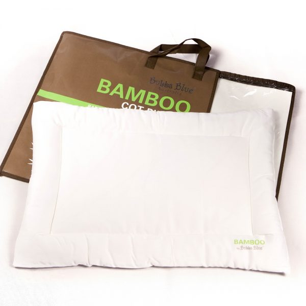 Bubba Blue Bamboo Cot Pillow