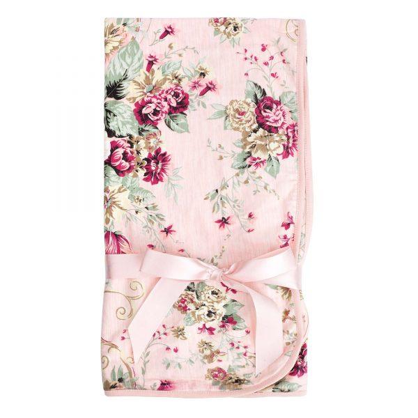 Designer Kids Sadie Baby Blanket Pink