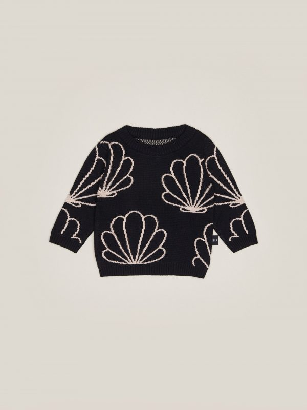 Hux Shell Knit Jumper