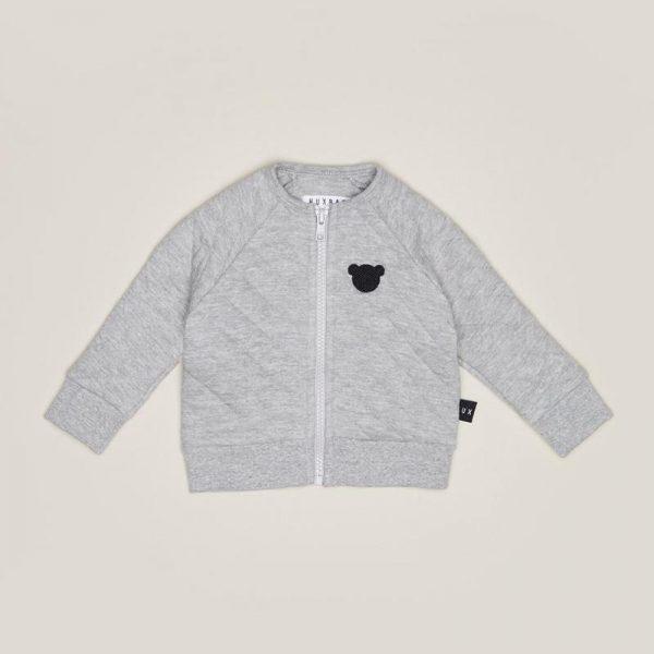 Hux Stitch Sweat Jacket
