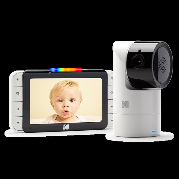 Kodak Cherish C525 Smart Video Baby Monitor