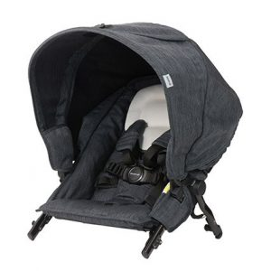 Steelcraft Strider Compact Deluxe Editon Textured Collection Second Seat