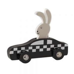 Bloomingville Toy Car Rabbit