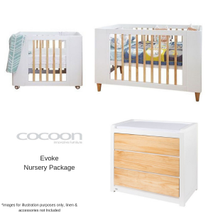 Cocoon Evoke Nursery Package