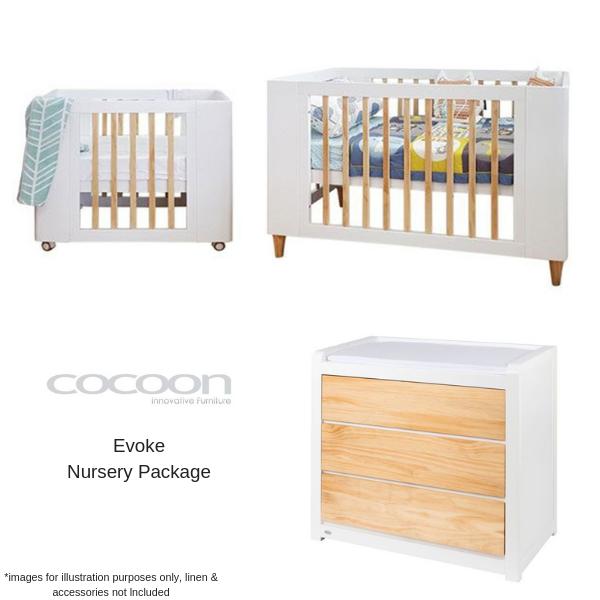 Cocoon Evoke Nursery Package